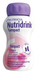 NUTRIDRINK COMPACT MANSIKKA X4X125 ML