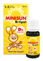 MINISUN DROPS 10 ML