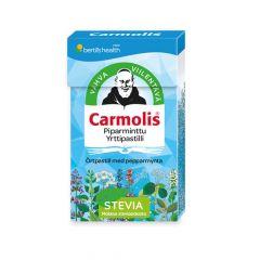 Carmolis Piparminttu Yrttipastilli 45 g