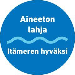 Orion keräilykampanja tuotelahja Aineeton lahja Itämeren hyväksi