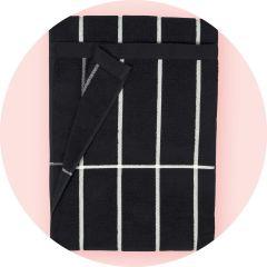 Orionin keräilykampanja tuotelahja Marimekko tiiliskivi-pyyhe